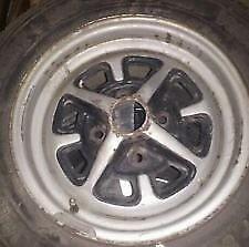 MGB Rostyle Wheel