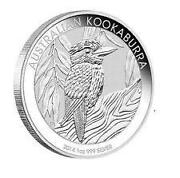 Silver Kookaburra Coins