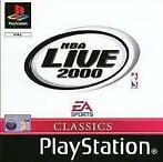 NBA Live 2000 classic (ps1 tweedehands game)