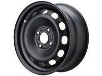 WANTED - Ford Focus steel wheels 195/60 R15.