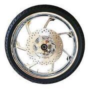 Harley Touring Chrome Wheels
