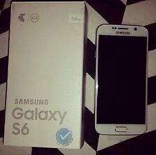 Samsung Galaxy S6 64gb Unlocked 4G in Mint Condition Mount Gravatt Brisbane South East Preview