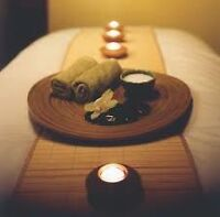 aromatherapy relaxing massage $60 for 1 hour