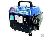 Pro user 850watt generator in as new condition