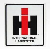 IH Loader tractor