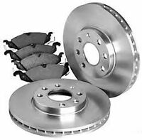 2005-2009 Ford Mustang Rotors and Ceramic Pads..(Brakes)