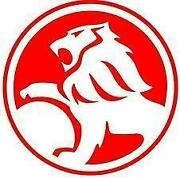 Holden Lion Sticker