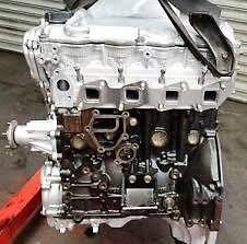 2006-2010 NISSAN NAVARA D40 2.5 YD25 RECONDITIONED ZERO MILEAGE ENGINE