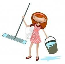 Cleaning getting you down?