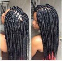 Coiffure_Tresse africaine 20$ et +