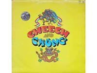 cheech &chong second hand vinyl for sale