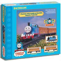 Train électrique Thomas avec Annie et Clarabel