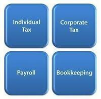 File your Personal & Corporate Taxes; at Lowest Price Ever !!