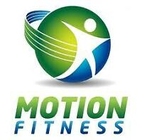 Motion Fitness Head Office looking for Member Support Rep.