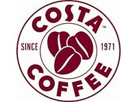Full Time and Part Time Barista Roles - Costa Coffee Wyndley Leisure Centre, Sutton Coldfield
