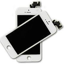 Apple iPhone 5s White Screen lcd installed replace service Windsor Region Ontario image 1