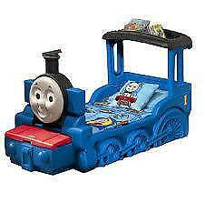 Thomas bed furniture ebay for Little tikes 2 in 1 buildin to learn motor workshop