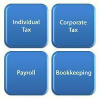 Lowest Prices for Filing your Tax (T1 Personal & T2 Corporate)