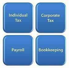 Professional Accounting & Tax Services; with BBB A+ Rating