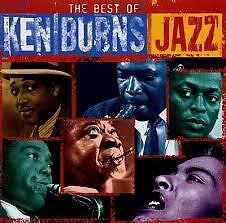 Best of Ken Burns Jazz-Various Artists cd-Mint condition