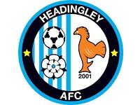 Headingley AFC - New Players Welcome