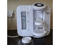 Tommee Tippee milk prep machine