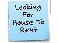 URGENTLY looking for a rent