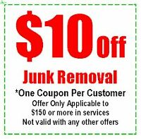 JUNK, RUBBISH, TRASH, GARBAGE, WASTE REMOVAL, HOT TUB REMOVAL