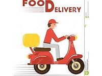 Delivery drivers/staff wanted in E14