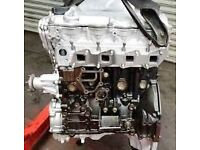 2006-2009 NISSAN NAVARA D40 2.5 DCi RECONDITIONED ENGINE SUPPPLIED AND FITTED