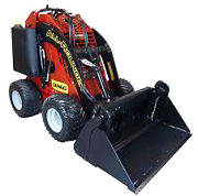 Dingo hire with 4 in 1 bucket $199 / day Padstow Bankstown Area Preview