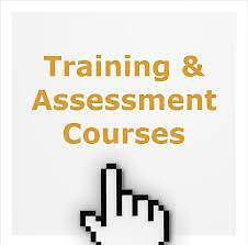 Recognition Of Prior Learning:Training & Assessment Qualificatio
