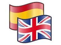My English for your Spanish language exchange