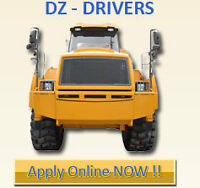 DZ Driver needed in Scarborough