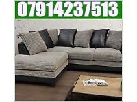 THIS WEEK SPECIAL OFFER BRAND New LUXURY ALAN Sofa RANGE 6575