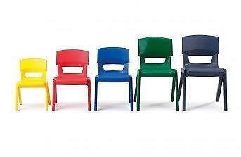 Plastic School Chairs Ebay