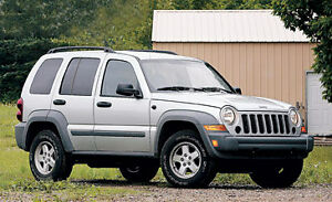 2006 Jeep Liberty SUV, Crossover wanted