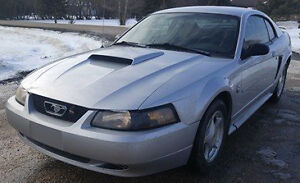 2004 safetied Ford Mustang anniversary edition