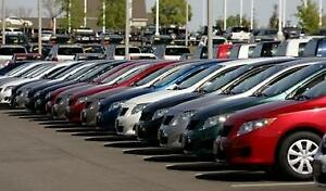 CAR LOT FOR LEASE  20 TO 25 CARS