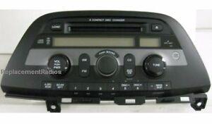 Honda Odyssey 2005-2007 CD6 XM ready radio. OEM factory original CD changer.1BU1