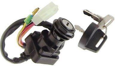 For Suzuki LT80 LT 80 1987 - 2005 Quadsport Ignition Switch Keys Kids Quad NEW, occasion d'occasion  Expédié en Belgium
