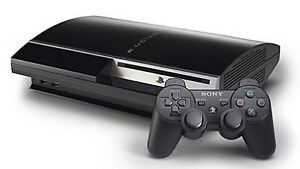 PS3 phat with two controllers