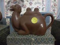 Camel Shaped Tea Pot