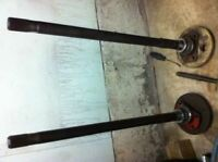 Scout 2 axle shafts