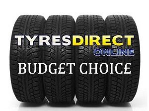 x2 195/65R15 91H NEW BUDGET CAR TYRES 1956515 HIGH QUALITY