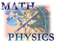 Experienced Physics and Maths Tutor