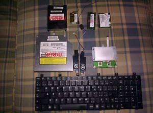 Pièces d'ordinateur portable HP Pavilion zv6000 (PN494AV)