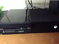 XBox One 500GB with Call Of Duty Black Ops 3 (no controller included)