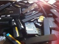 Wanted Old/broken/Unused Laptop Batteries