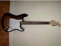 GUITAR IN GOOD CONDITION BUT NEEDS A STRING